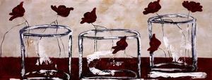 Transparency II by Carmen Gimenez