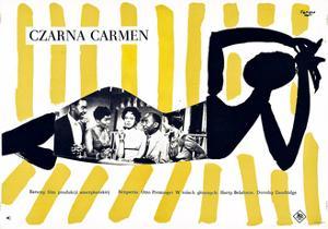 Carmen Jones, (aka Czarna Carmen), 1954