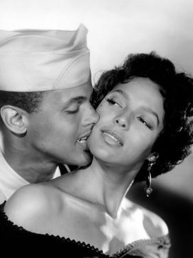 Carmen Jones, Harry Belafonte, Dorothy Dandridge, 1954