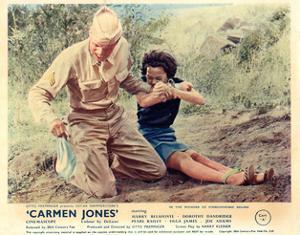 Carmen Jones - Lobby Card Reproduction