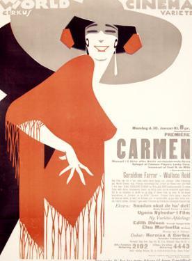 Carmen World Cinema