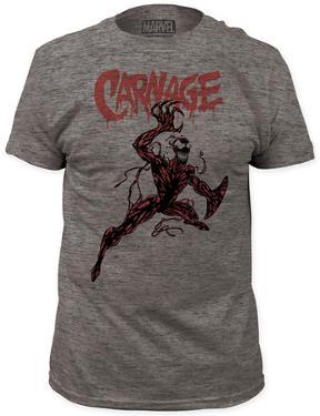 Carnage - action pose