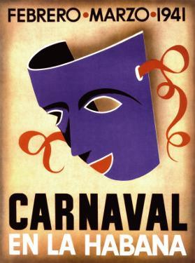 Carnaval, Habana, 1941