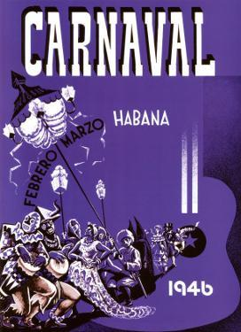 Carnaval, Habana, 1946