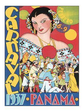 Carnaval, Panama, c.1937