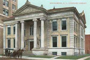 Carnegie Library, Binghamton