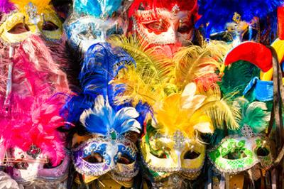 Carnival Face Masks Venice