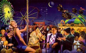 Carnival of Legends - George Bungarda