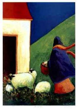 The Caretaker by Carol Ann Shelton