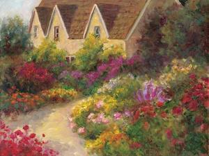 English Garden by Carol Bailey