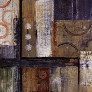 Coincidental Lines I by Carol Black