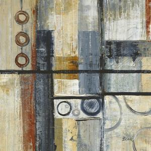 Coincidental Lines III by Carol Black