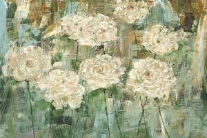 White Roses I by Carol Black