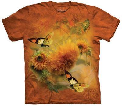 Carol Cavalaris- Sunflower & Butterfly