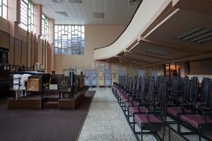 Adath Israel (Orthodox) Synagogue by Carol Highsmith