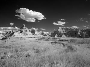 Badlands National Park, South Dakota by Carol Highsmith