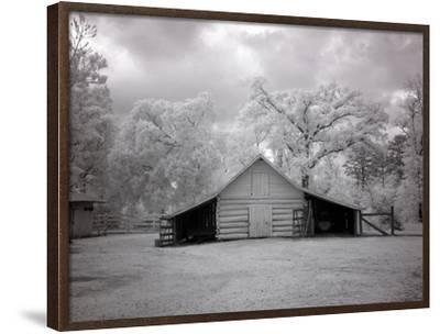 Chasley Barn by Carol Highsmith