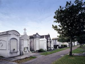 City of the Dead - Cemetery by Carol Highsmith