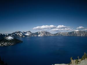 Crater Lake, Oregon by Carol Highsmith