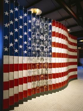 Flag Ellis by Carol Highsmith