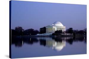 Jefferson Memorial, Washington, D.C. Number 2 by Carol Highsmith
