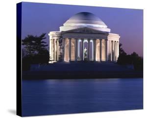 Jefferson Memorial, Washington, D.C. by Carol Highsmith