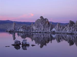 Mono Lake, a Large, Shallow Saline Soda Lake in Mono County, California by Carol Highsmith