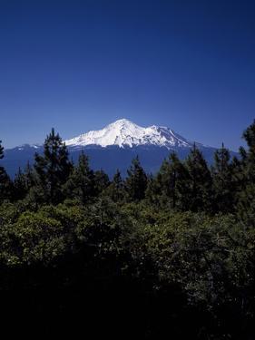 Mount Shasta,- 14,162' - California's Highest by Carol Highsmith