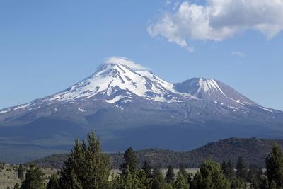 Mount Shasta - Cascade Range - Siskiyou County, California