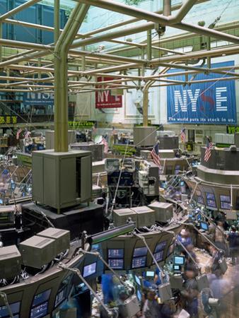 New York Stock Exchange by Carol Highsmith