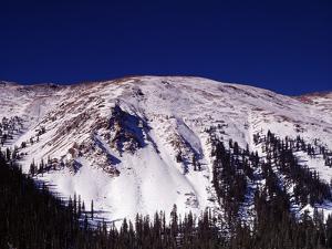 Peak Above Dillon, Colorado by Carol Highsmith
