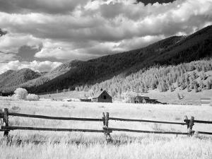 Ranch, Wyoming by Carol Highsmith