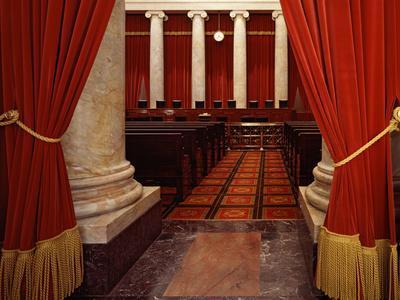 Supreme Court of the United States Interior
