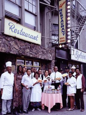Sylvia's Soul Food Harlem by Carol Highsmith