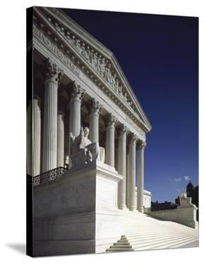U.S. Supreme Court building, Washington, D.C. by Carol Highsmith