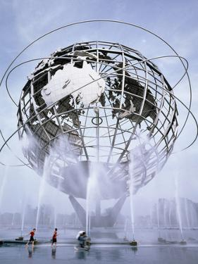 Unisphere at the 1964 World's Fair by Carol Highsmith