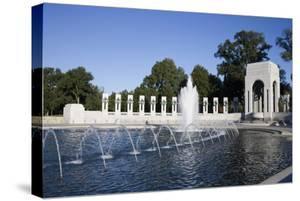 World War II Memorial, Washington, D.C. by Carol Highsmith