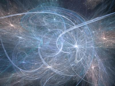 Artist's Concept of String Theory by Carol & Mike Werner