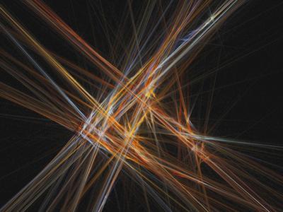 Digitally Generated Fractal Art by Carol & Mike Werner