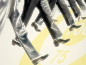 Executives in Step and on Target by Carol & Mike Werner