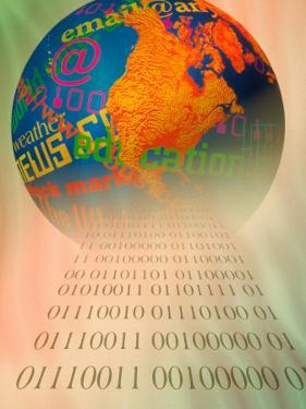 Global Digital Communication by Carol & Mike Werner