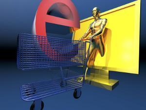 Shopping on the Internet by Carol & Mike Werner