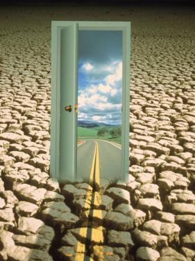 Virtual Doorway to a Better World by Carol & Mike Werner