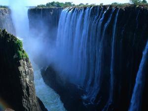 Victoria Falls, Victoria Falls,Southern Province,Zambia by Carol Polich