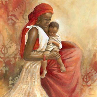 Beauty of Love I by Carol Robinson