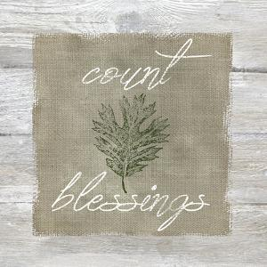 Count Blessings by Carol Robinson