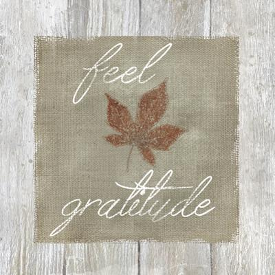 Feel Gratitude by Carol Robinson