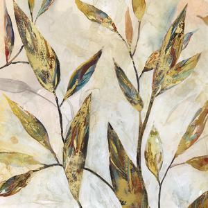 Gilded Leaves II by Carol Robinson