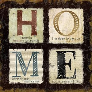 Home is Heaven by Carol Robinson