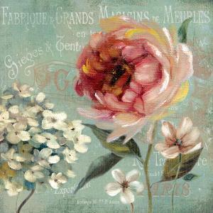 Le Jardin de Paris II by Carol Robinson